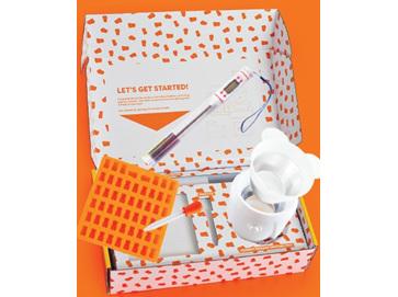 WAILAB DIY G/Vit Kit C-Orange