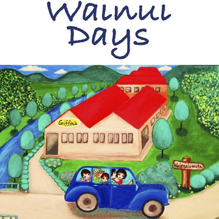 Wainui Days - Growing Up In Wainuiomata New Zealand 1955-1970
