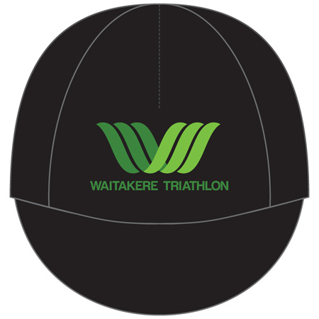 Waitakere Tri Club Cycling Cap