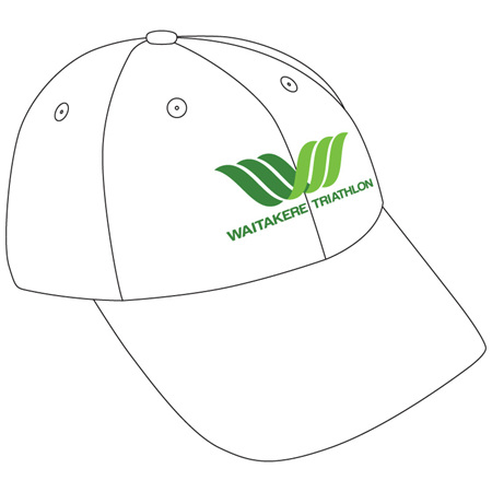 Waitakere Tri Club Running Cap
