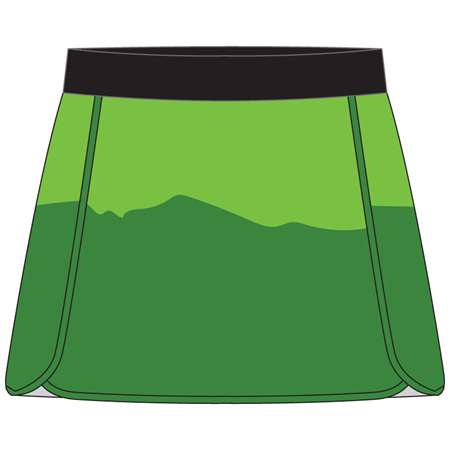Waitakere Tri Club Sports Skirt