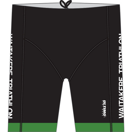Waitakere Tri Club Swimsuit Jammers
