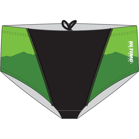 Waitakere Tri Club Swimsuit Trunks