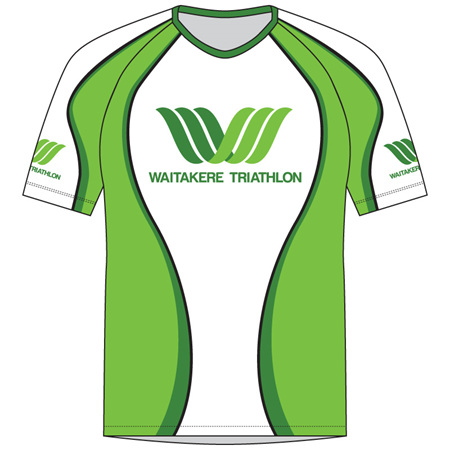 Waitakere Tri Club  Tee