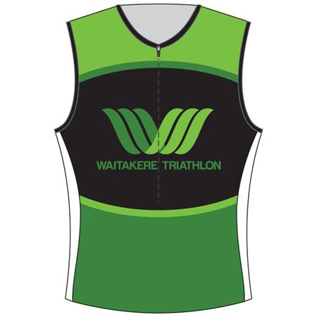 Waitakere Tri Club Tri Singlet