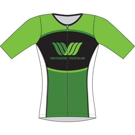 Waitakere Tri Club Tri / TT Jersey