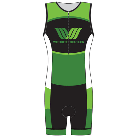 Waitakere Tri Club Trisuit
