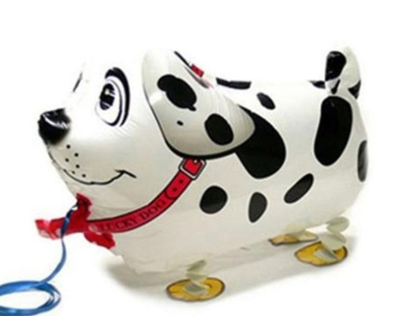 Walking Pet Balloon - Dalmatian dog