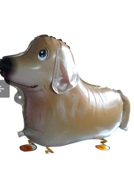 Walking Pet Balloon - Labrador dog
