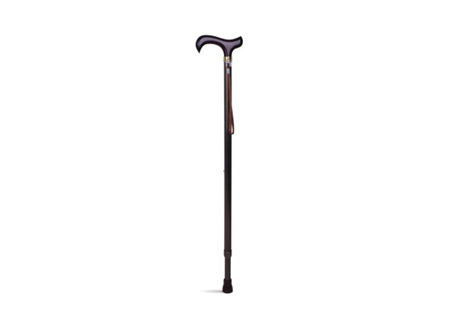 Walking Stick T Handle Houndstooth