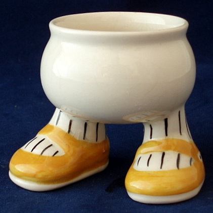 Walking ware egg cup