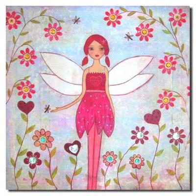Wall Art Print - Fairy