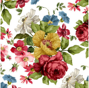 Wallflower IOD Decor Transfer