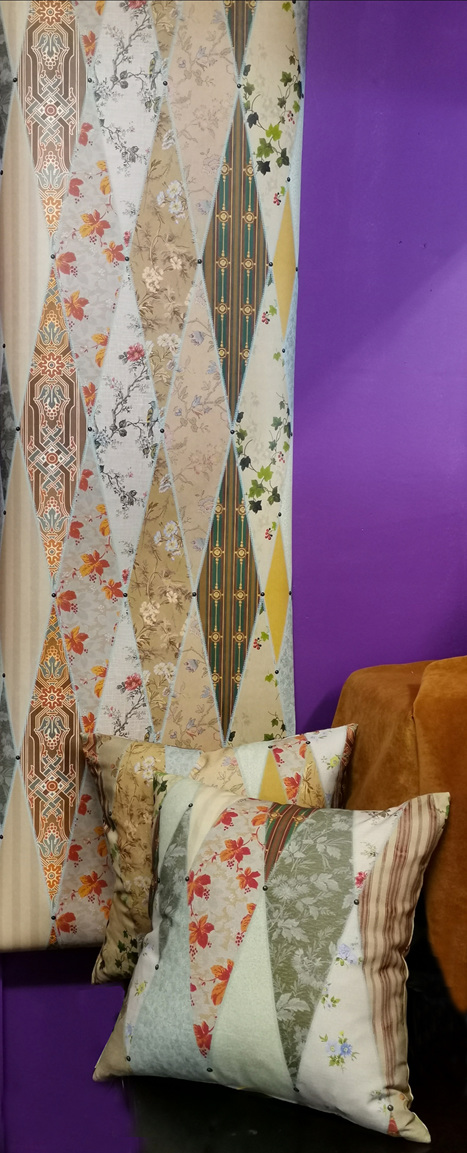 Wallpaper Museum escape to the Chateau bloomdesigns waikanae