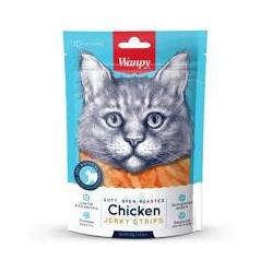 Wanpy Cat - Chicken Jerky Strips