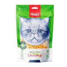 Wanpy Cat Freeze Dried - Shrimp
