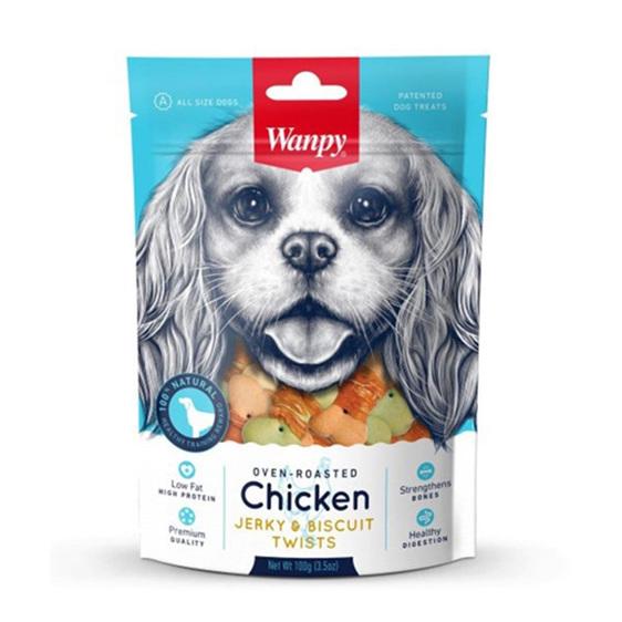 Wanpy Dog - Chicken Biscuits