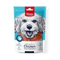 Wanpy Dog - Chicken Sausages