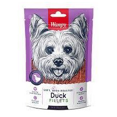 Wanpy Dog - Duck Fillets