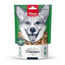 Wanpy Dog Freeze Dried - Chicken Liver