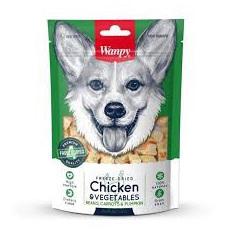 Wanpy Dog Freeze Dried - Chicken & Veges
