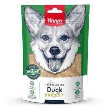 Wanpy Dog Freeze Dried - Duck