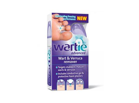 Wartie Advanced Wart Remover 50ml