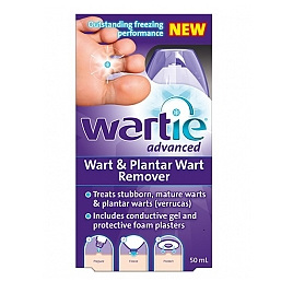 WARTIE Advanced Wart Remover 50ml: