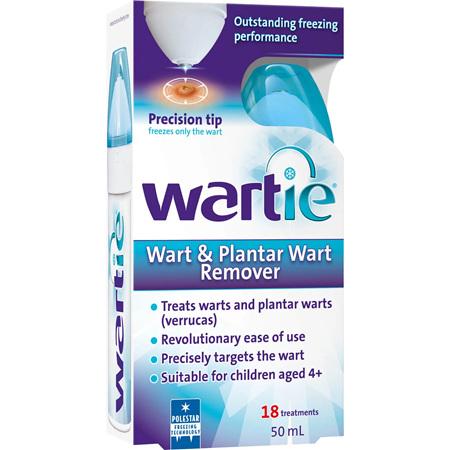WARTIE Wart Remover 50ml