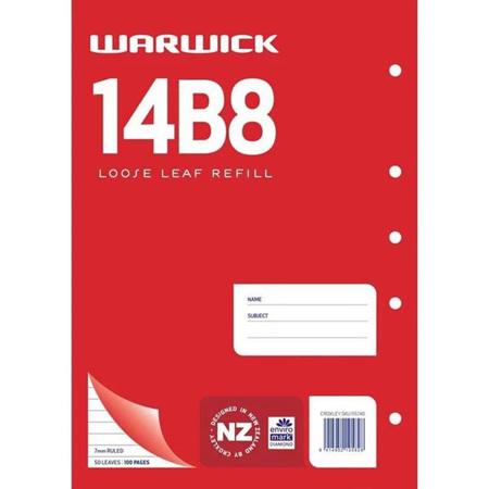 Warwick Refill 14B8