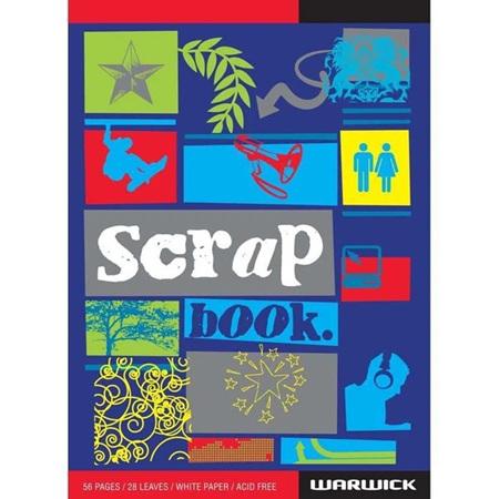 Warwick Scrapbook Super Scrapbook