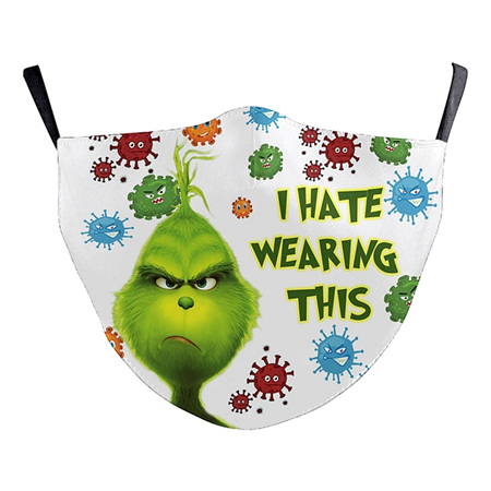 Washable Mask - I hate wearing this