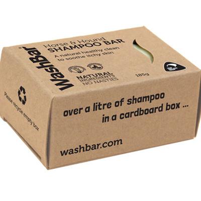 Washbar Horse & House Shampoo Bar 185g
