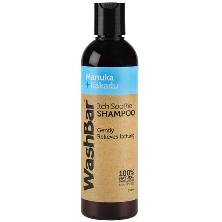 WashBar Itch Soothe Shampoo 250ml
