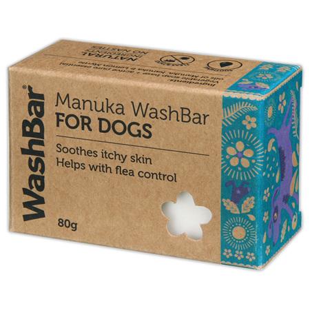 WashBar Manuka Dog Soap