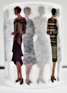 Washi Tape - 1920s Fashion