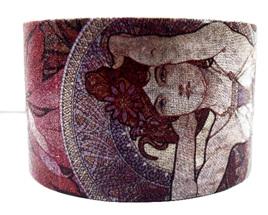 Washi Tape - Alphonse Mucha Art Nouveau Ladies: Style C