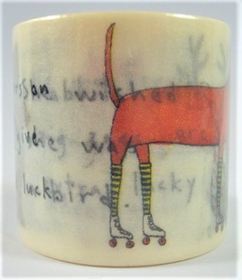 Washi Tape - Animals and Writing