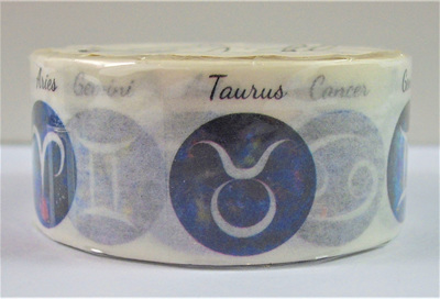 Washi Tape - Astrological Signs