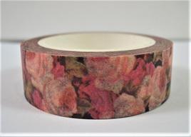Washi Tape - Beautiful Pink Roses