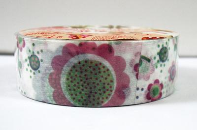 Washi Tape - Boho Flowers