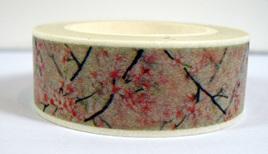 Washi Tape - Cherry Blossoms