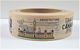 Washi Tape - Country Series: Canada CLEARANCE