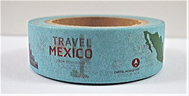 Washi Tape - Country Series: Mexico CLEARANCE