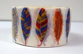 Washi Tape - Feathers