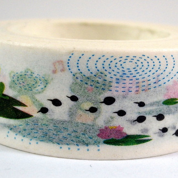 Washi Tape - Frogs
