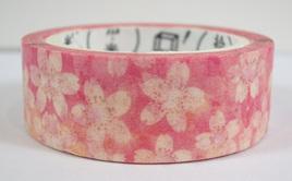 Washi Tape - Hibiscus Flowers