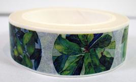 Washi Tape - Leaves