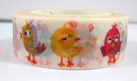 Washi Tape - Little Birds