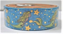 Washi Tape - Mermaids